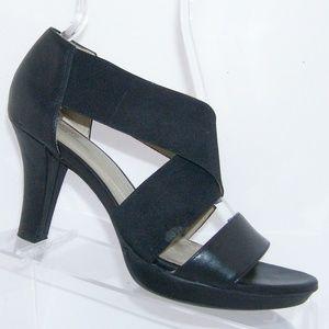 ad1e45899ba Naturalizer Shoes - Naturalizer Delmar black man made elastic heels 8M